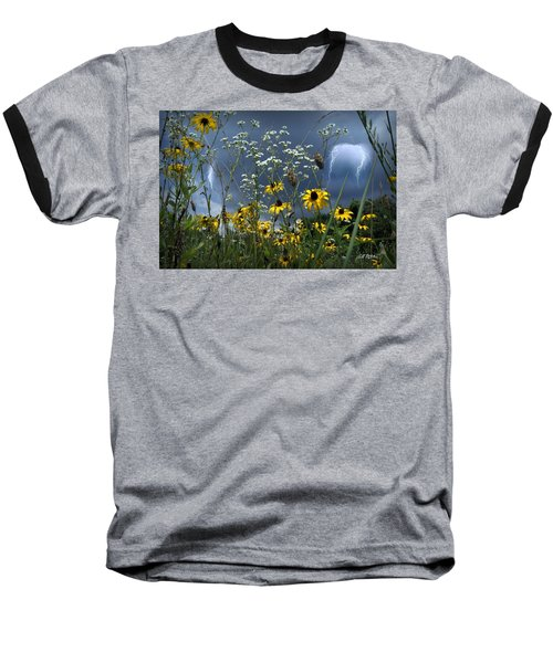 No Vase Needed Baseball T-Shirt