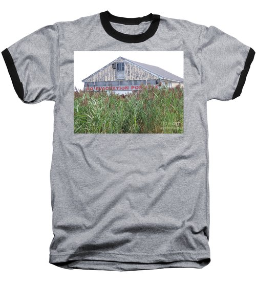 Newburyport Baseball T-Shirt by Eunice Miller
