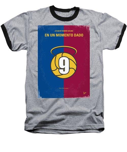 No272 My En Un Momento Dado Minimal Movie Poster Baseball T-Shirt