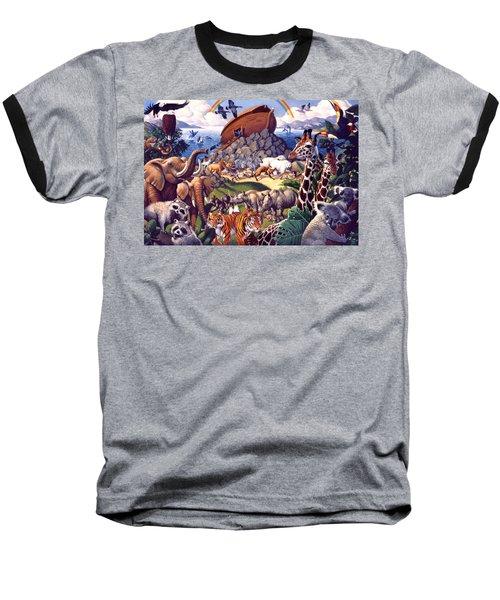 Noah's Ark Baseball T-Shirt