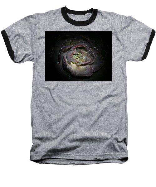 Nocturnal Diamonds Baseball T-Shirt