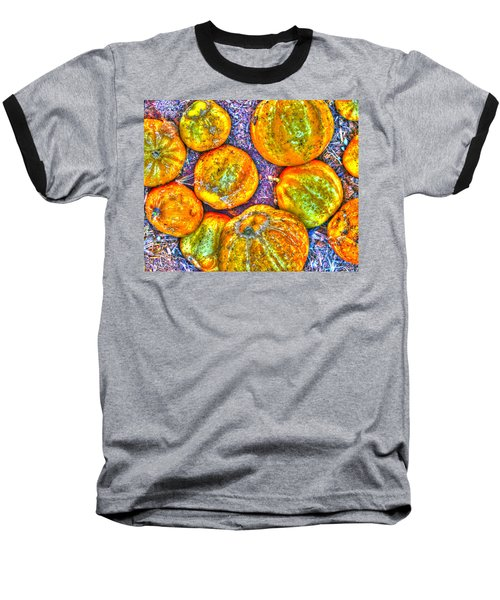 Noisy Lemon Cucumbers Baseball T-Shirt
