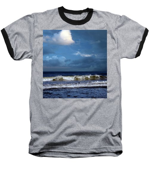 Nor'easter Blowin' In Baseball T-Shirt