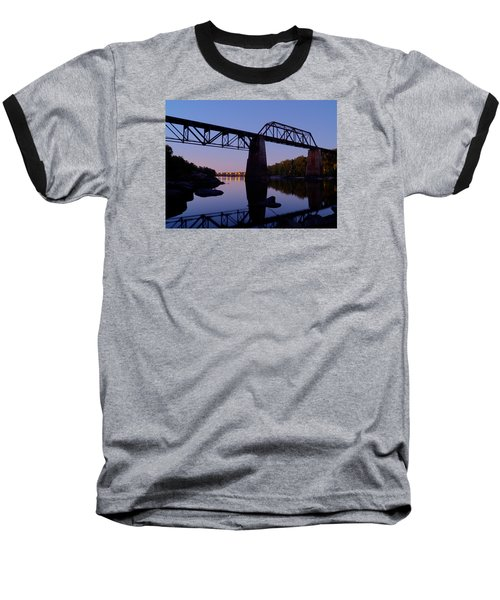 Norfolk-southern Crossing-1 Baseball T-Shirt