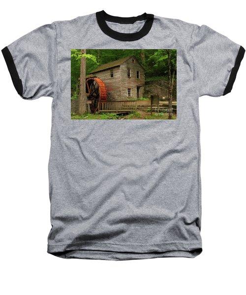 Rice Grist Mill Baseball T-Shirt