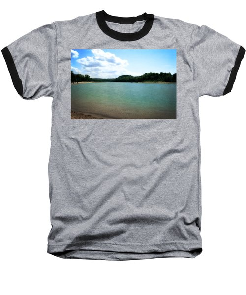 North Bar Lake - Sleeping Bear Dunes Baseball T-Shirt