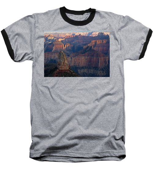 North Rim Sunset Baseball T-Shirt