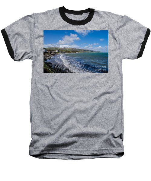 Northern Ireland Coast Baseball T-Shirt