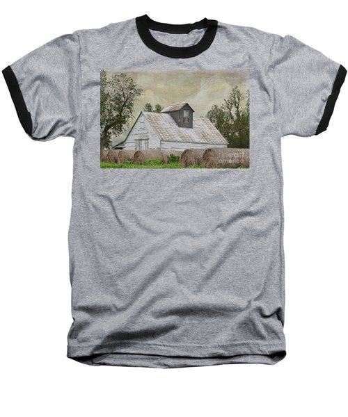 Baseball T-Shirt featuring the photograph Nortonville Kansas by Liane Wright