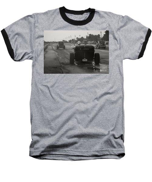 Nostalgia Drags Baseball T-Shirt