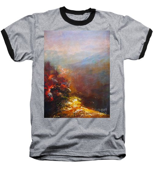 Nostalgic Autumn Baseball T-Shirt