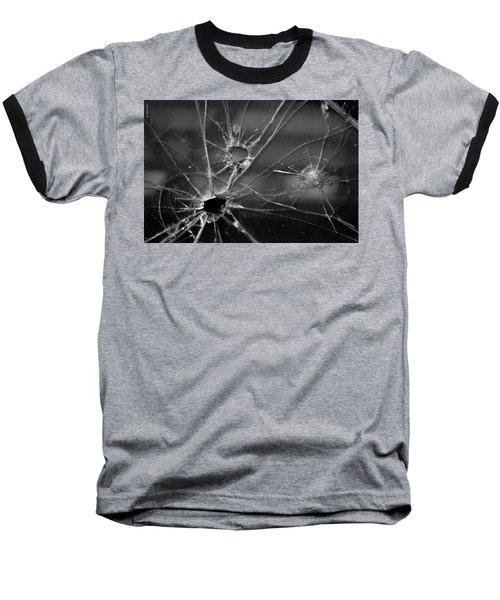 Not A Bullet-proof Baseball T-Shirt