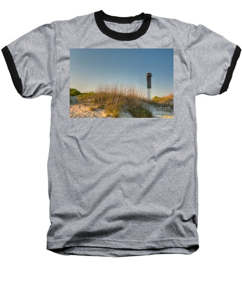 Not A Cloud In The Sky Baseball T-Shirt