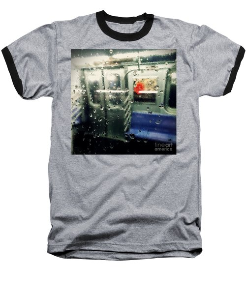 Baseball T-Shirt featuring the photograph Not In Service by James Aiken