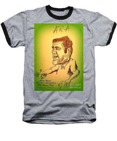 Notre Dame Vs Alabama Baseball T-Shirt