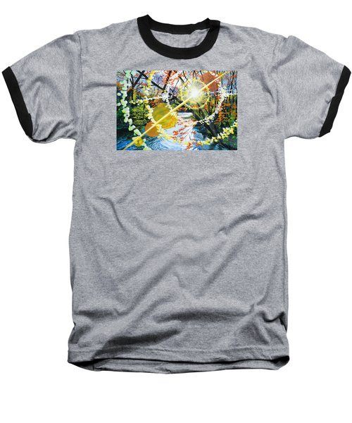 The Glorious River Baseball T-Shirt