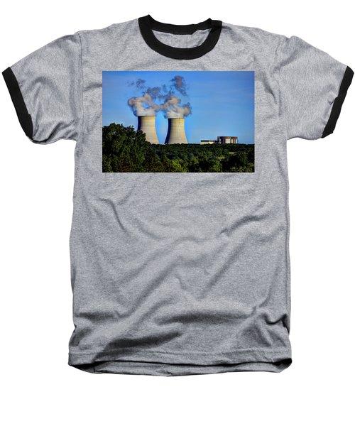 Nuclear Hdr1 Baseball T-Shirt