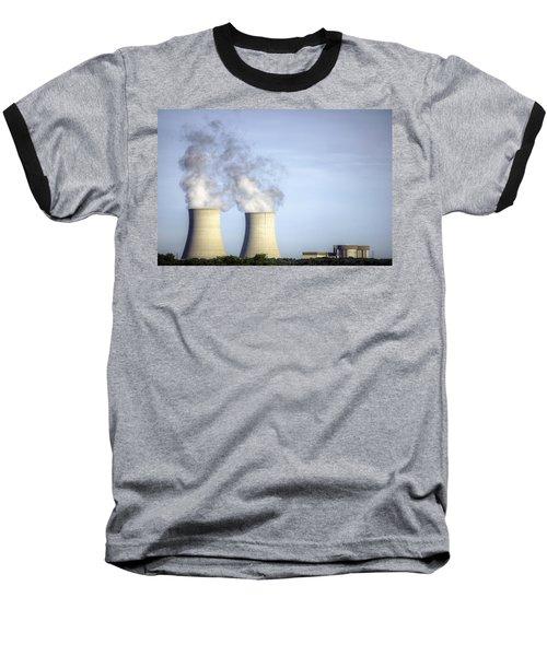 Nuclear Hdr3 Baseball T-Shirt