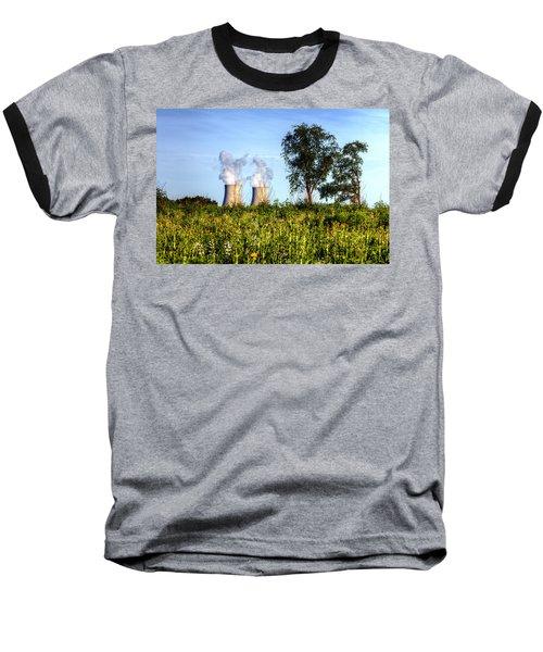 Nuclear Hdr4 Baseball T-Shirt