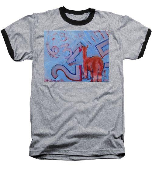 Numbers? Baseball T-Shirt