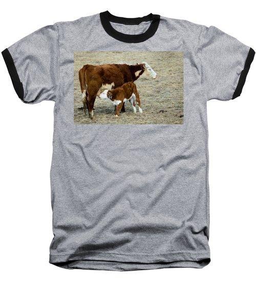 Nursing Calf Baseball T-Shirt