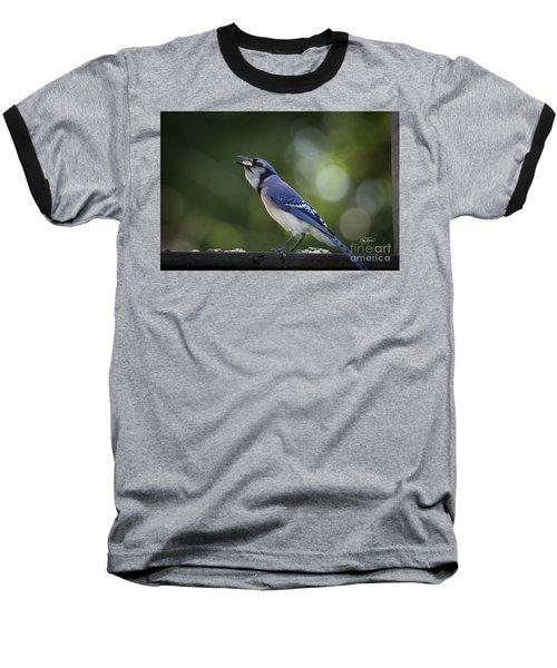 Nut Cracker Baseball T-Shirt