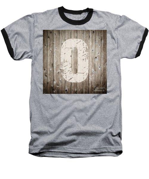 O Baseball T-Shirt by Andrea Anderegg