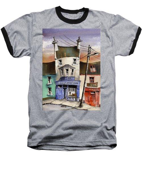 O Heagrain Pub Viewed 115737 Times Baseball T-Shirt