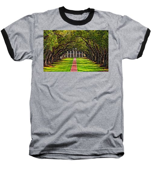 Oak Alley Baseball T-Shirt