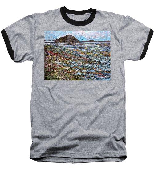 Oak Bay - Low Tide Baseball T-Shirt