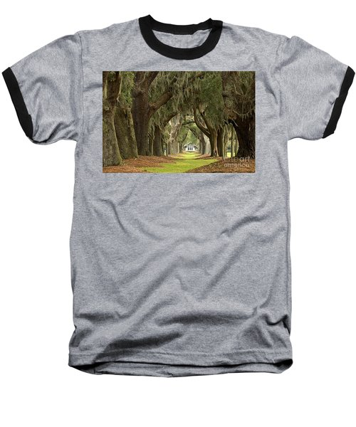 Oaks Of The Golden Isles Baseball T-Shirt