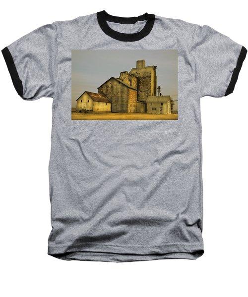 Oakwood Elevator Baseball T-Shirt