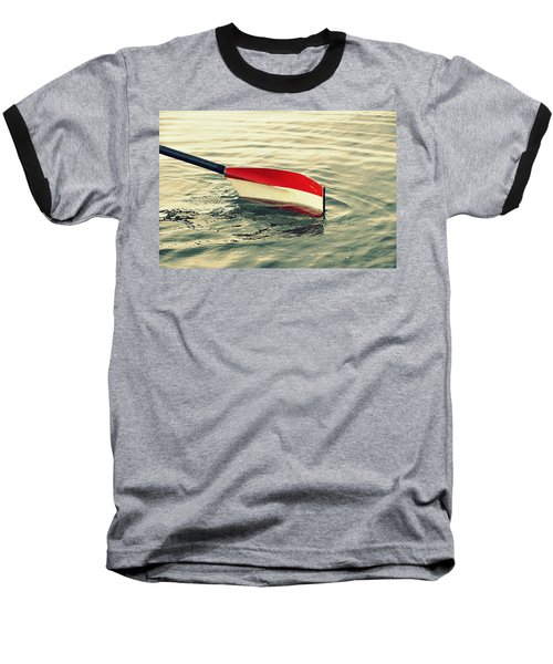 Oar Baseball T-Shirt