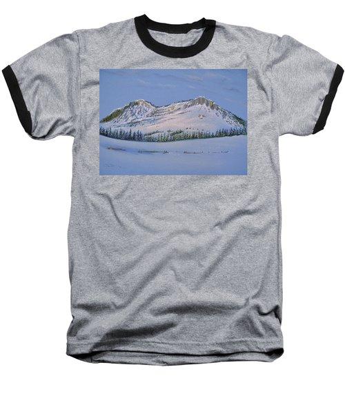 Observation Peak Baseball T-Shirt