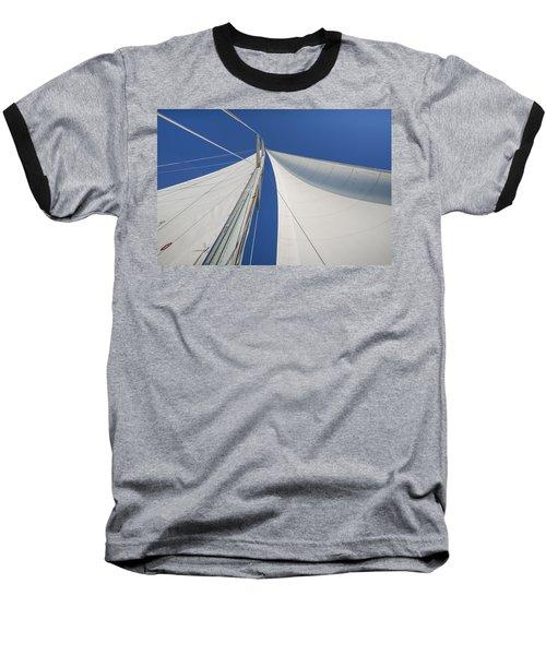 Obsession Sails 1 Baseball T-Shirt