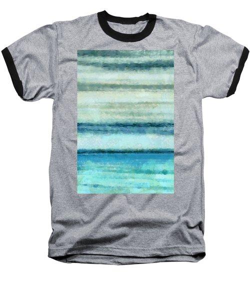 Ocean 4 Baseball T-Shirt