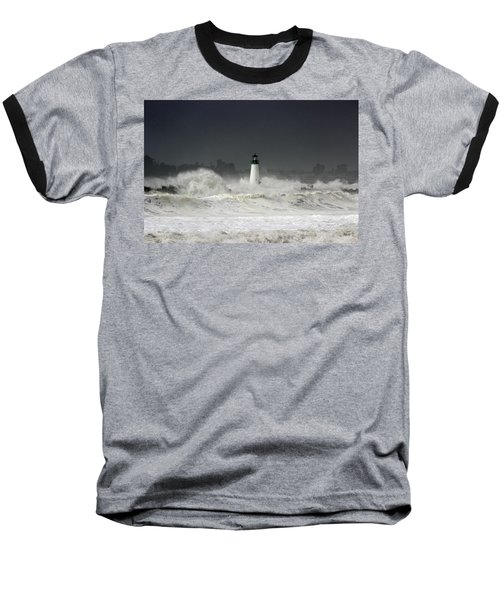 Ocean A Fury Baseball T-Shirt