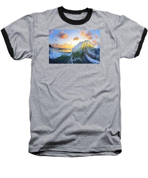 Ocean Bouquet Baseball T-Shirt