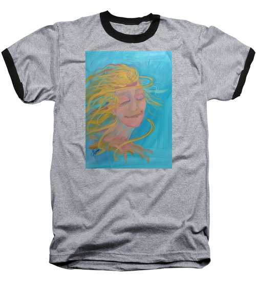 Ocean Breeze Baseball T-Shirt