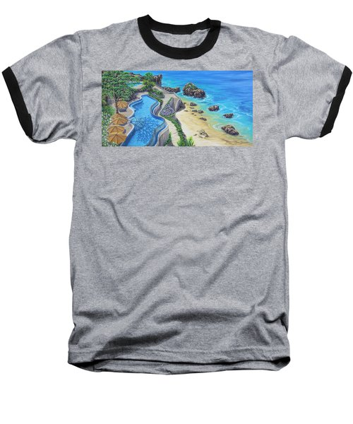 Ocean Dream Baseball T-Shirt