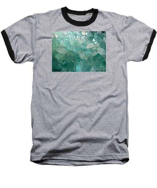 Ocean Dream Baseball T-Shirt by Kristine Nora