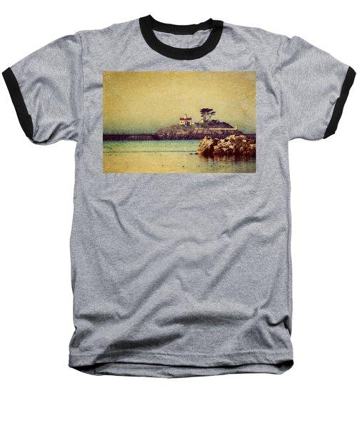 Ocean Dreams Baseball T-Shirt by Melanie Lankford Photography