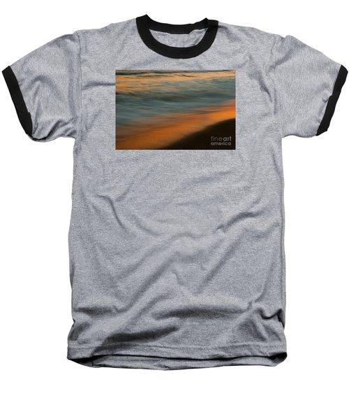 Wave Impressions  Baseball T-Shirt