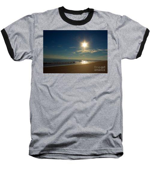 Ocean Isle Beach Sunshine Baseball T-Shirt