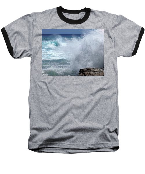 Ocean Spray Baseball T-Shirt