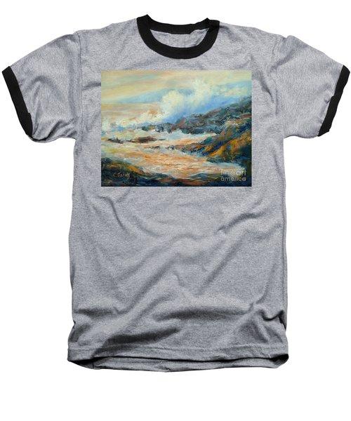 Ocean Surf Baseball T-Shirt