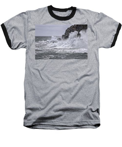 Ocean Surge At Gulliver's Baseball T-Shirt