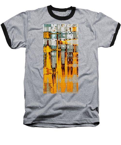 Ochre Urbanity Baseball T-Shirt