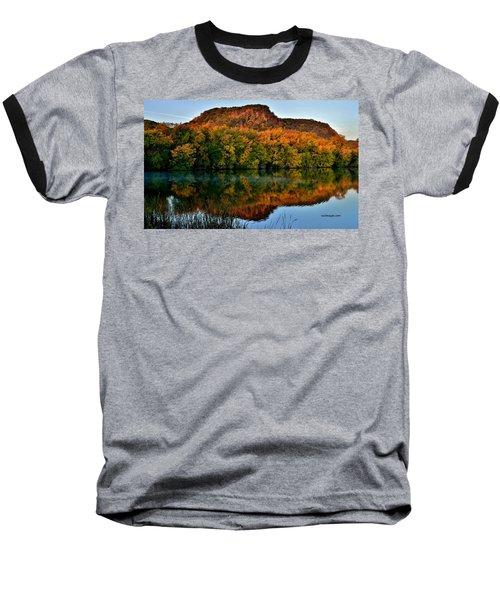 October Bluffs Baseball T-Shirt