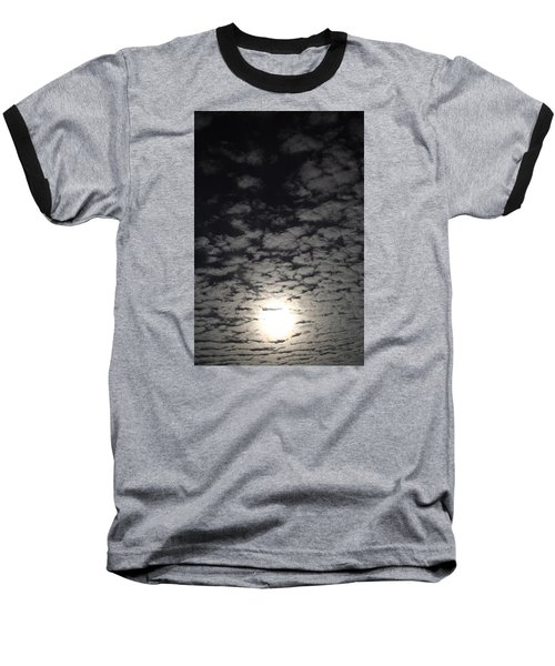 October Moon Baseball T-Shirt